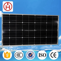 trade assurance supplier 100w electrical solar panel price
