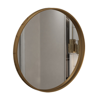 Polished 3mm 4mm 5mm copper free silver mirror with factory price for decoration