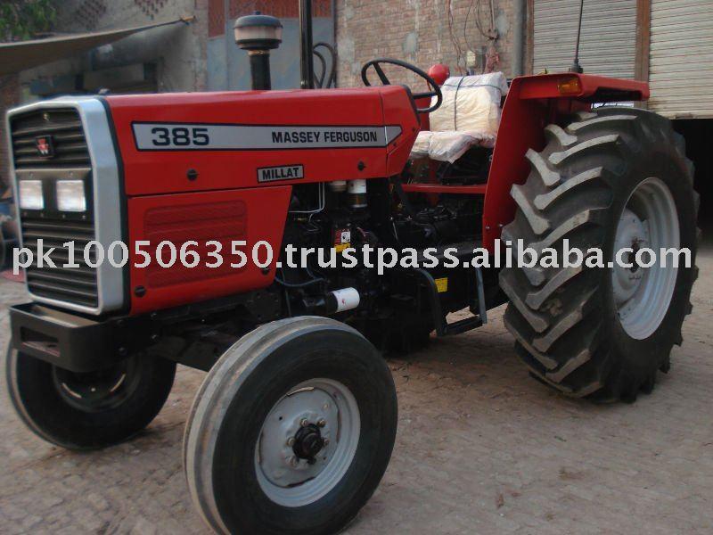 Massey Ferguson 385 85 Hp Four Wheel Big Farm Tractor