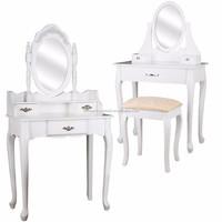 Bedroom Vanity Table With Mirror Furniture