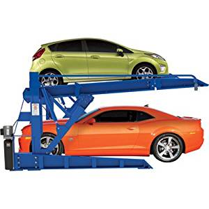 - Bendpak 6000-Lb. 2-Post Tilt Platform Parking Lift - Model# PLT-6S