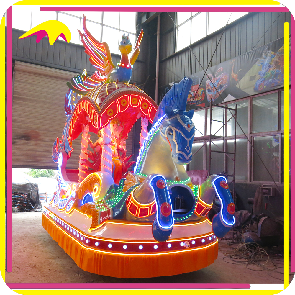 KANO9296 Festival Fiberglass Cartoon Float