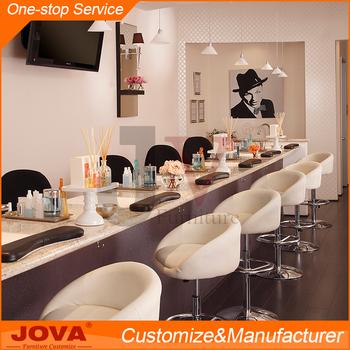 guangdong jova furniture beauty nail salon equipment. Black Bedroom Furniture Sets. Home Design Ideas