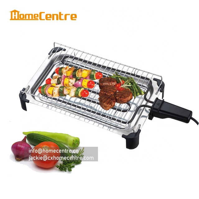 2000W Electric portable barbeque grill