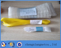 Tubular protective plastic packaging netting for bottles/metals/flowers