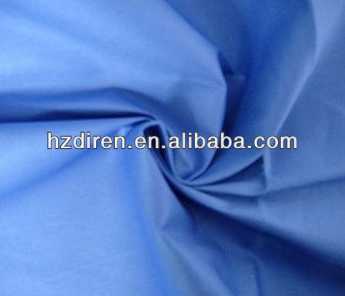 65/35 TC cotton polyester lining fabric for garment