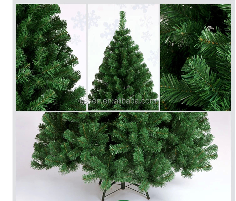 Customized Metal Artificial Christmas Tree 2m Led Spinning Christmas Tree