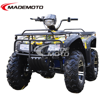 Cheap 800cc 4x4 china cheap electric atv 2200w quad bike with shaft drive
