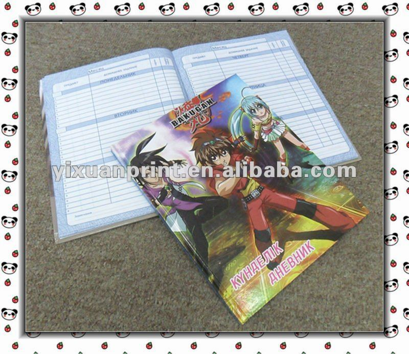 soft cover exercise book for Tanzania market