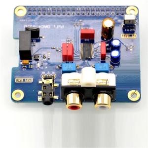 Raspberry pi 2 HIFI DAC I2S Interface Special HIFI DAC Audio Sound Card  Module compatible raspberry pi B+ pi2