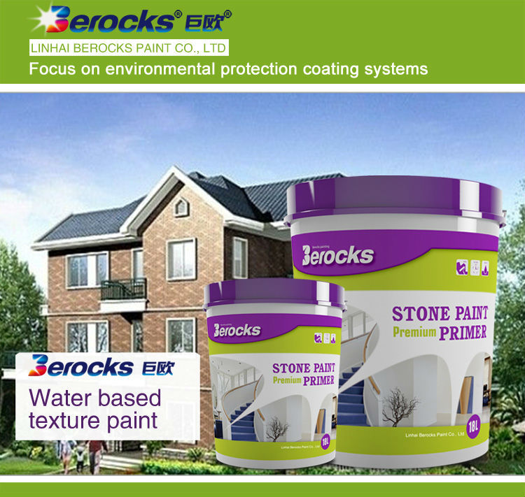 Non toxic wall coating exterior texture paint buy for Exterior water based paint