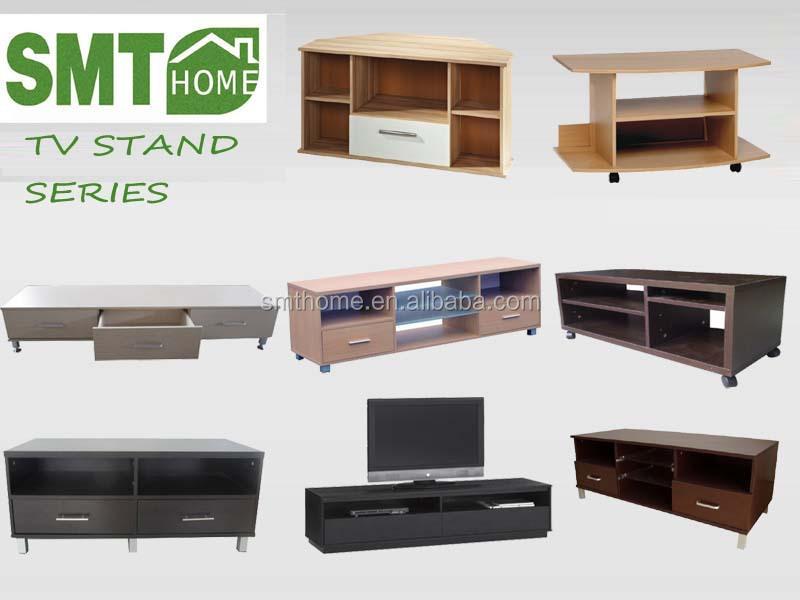Cheap Design Wooden Furniture Lcd Tv Wall Unit Designs