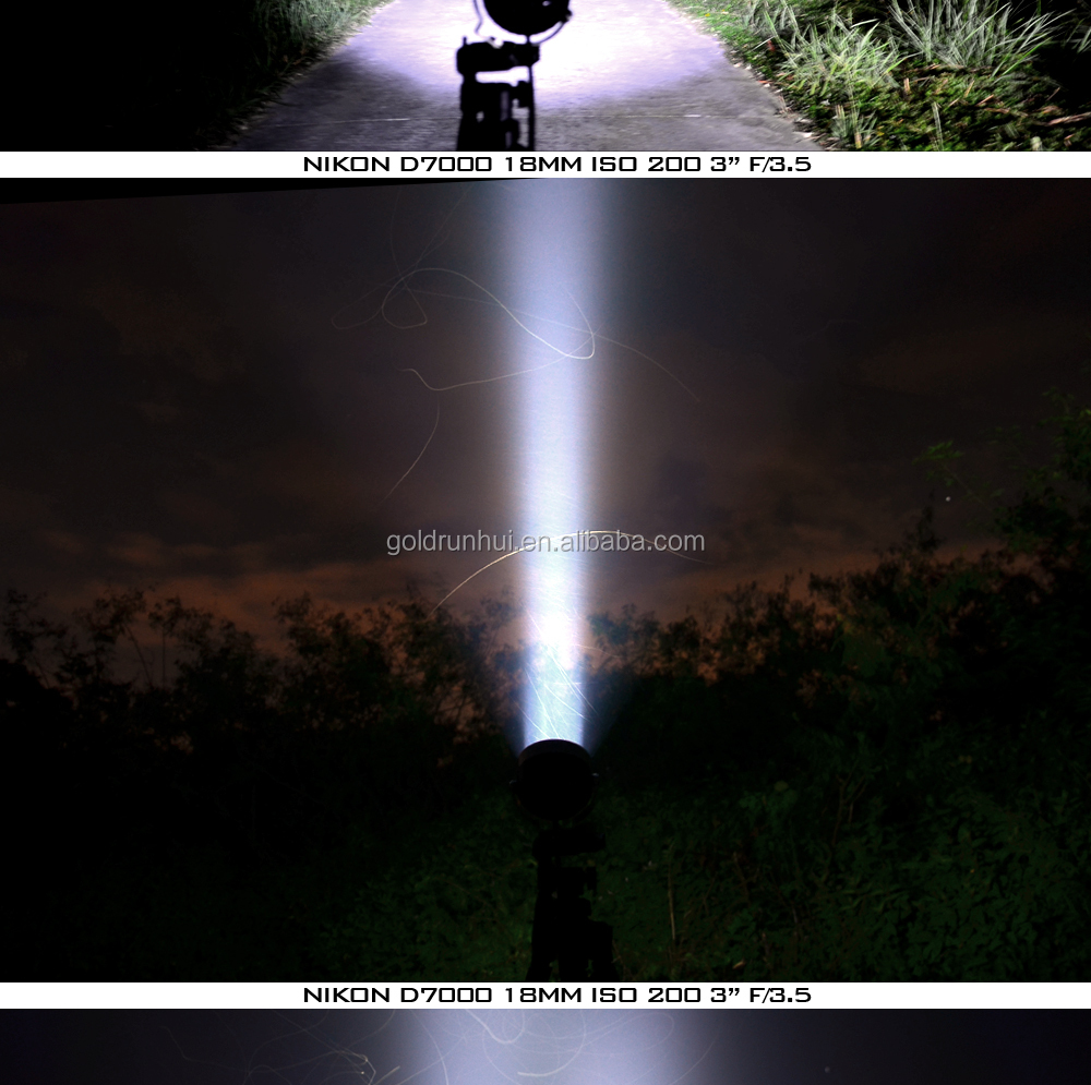 Hot Sell 50W 6000LM Waterproof Motorcycle LED Police Light