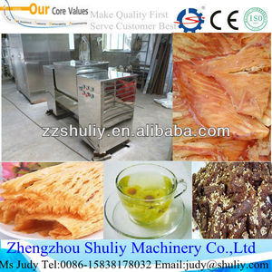 Sliced squid drying machine factory direct sale
