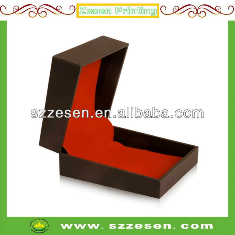 china alibaba show New designsqare packaging handmade gift box for Jewels or watches