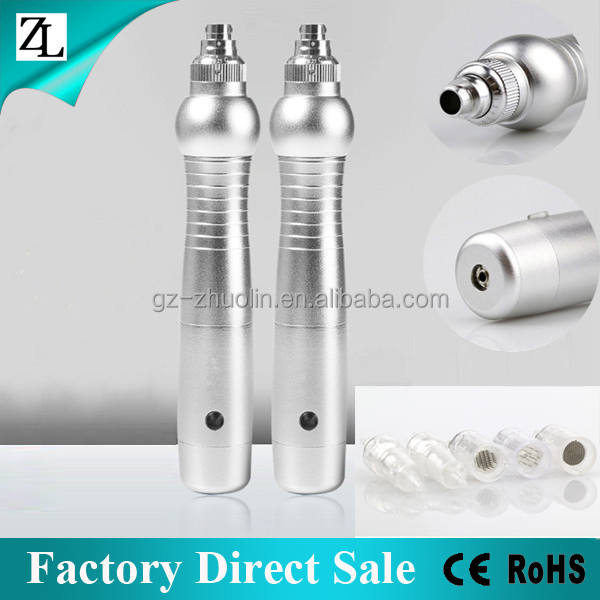 ZL Hot-selling SQY Derma Pen Micro Needle Machine, Auto Micro Needle Therapy System