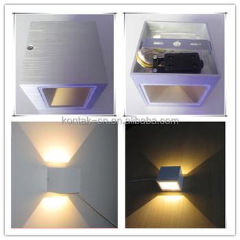 Kontak Wl-03k Up And Down Led Wall Lights/wall Lighting/wall Lamps ...
