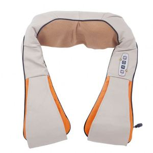 Kneading Massage Pillow Wrap Electric electric massage pillow blood circulation full body shiatsu mini electric neck massager