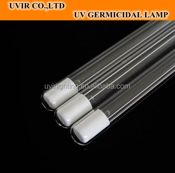 uv germicidal lamp 254nm for sewage disposal