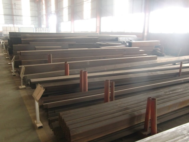 XGZ EPS sandwich panel used for steel structure building