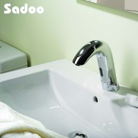 Best value chrome plating infrared sensor faucet mixer