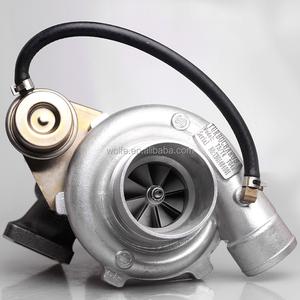 T3T4 T3 T4 T04E Turbocharger 63 A/R Engine turbo