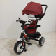 China factory baby tricycle new models with push bar / Tricycle bike for kids rotate seat