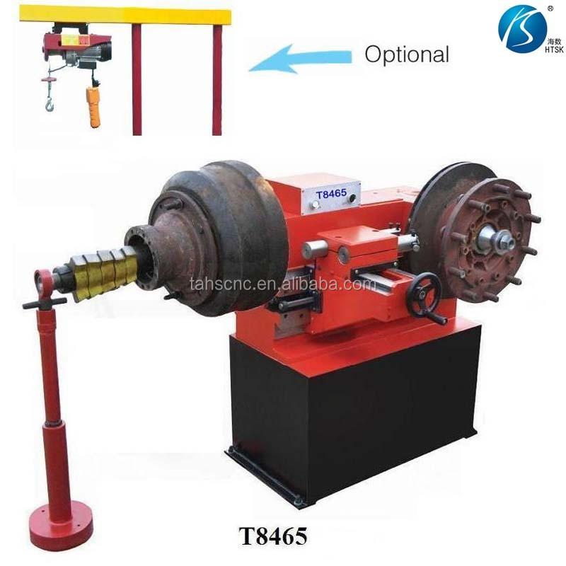 Ammco Brake Lathe >> Ammco Brake Lathe Parts Processing Lathe T8465 On Car Vehicle Brake