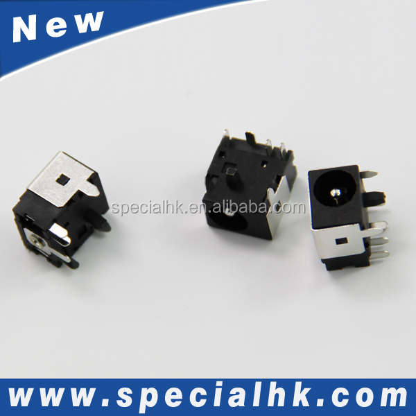 Laptop dc power connector types for Acer Laptop computers dc socket