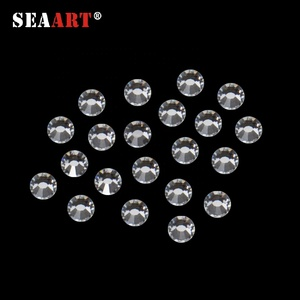 SS20 Crystal High Quality MC Hot Fix Rhinestone, China Strong Glue MC Strass Rhinestone