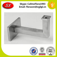 Professional Manufacture Hight Quality Popular Custom Alloy Square Handrail Brackets