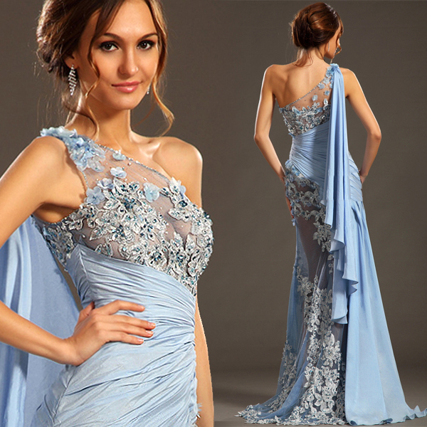 Blue homecoming dresses 2018