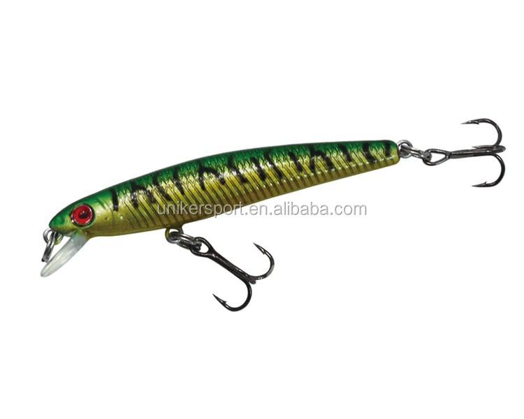 Artificial bait fishing lure minnow type top seller buy for Different types of fishing lures