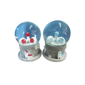 unique personalized handmade kissing elephant snow globe wedding door thank you gifts for wedding guests