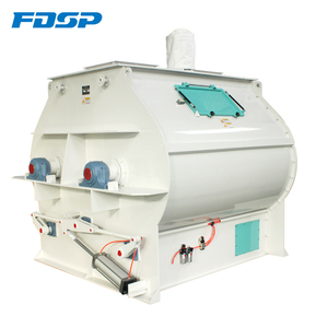 SHSJ Series Double Shaft Paddle Mixer