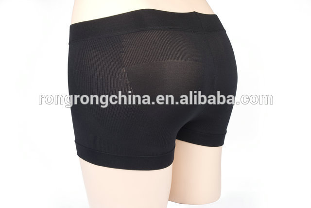 Latest panty designs women safety shorts for dressing and party underwear