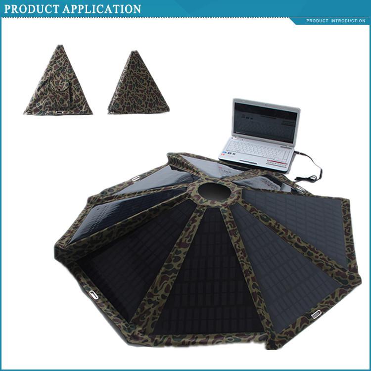 Patent Product Hottest Beach Umbrella 60watt Solar