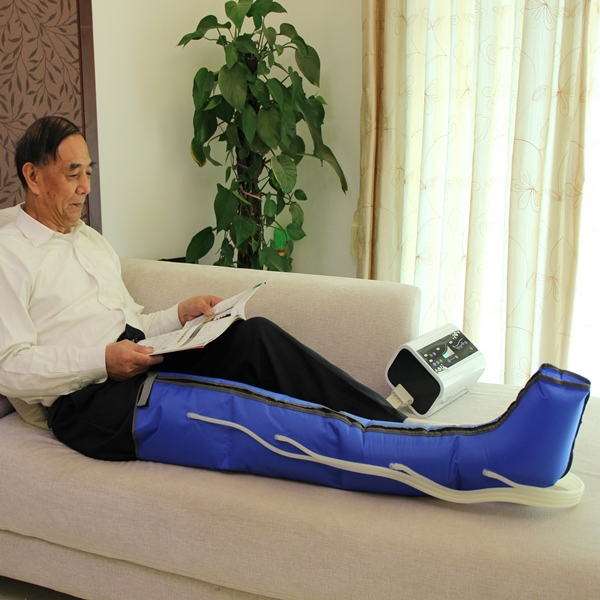 leg and thigh massager machine