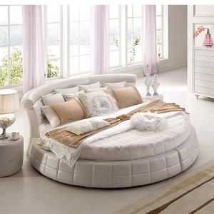 Round Beds Queen Size Supplieranufacturers At Alibaba