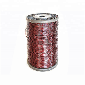 World Leading Product Aluminum Magnet Winding Wire Enameled Wire Manufacturer