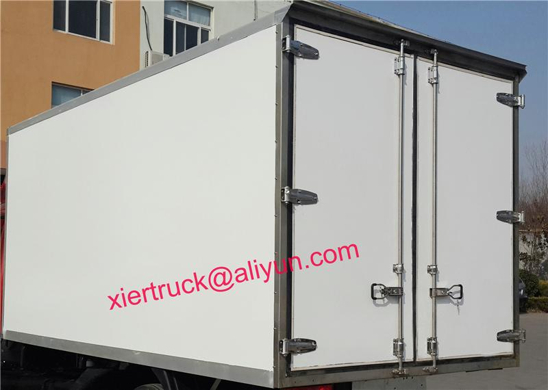 Professional/Truck Box/refrigerated truck body/dry cargo van/China