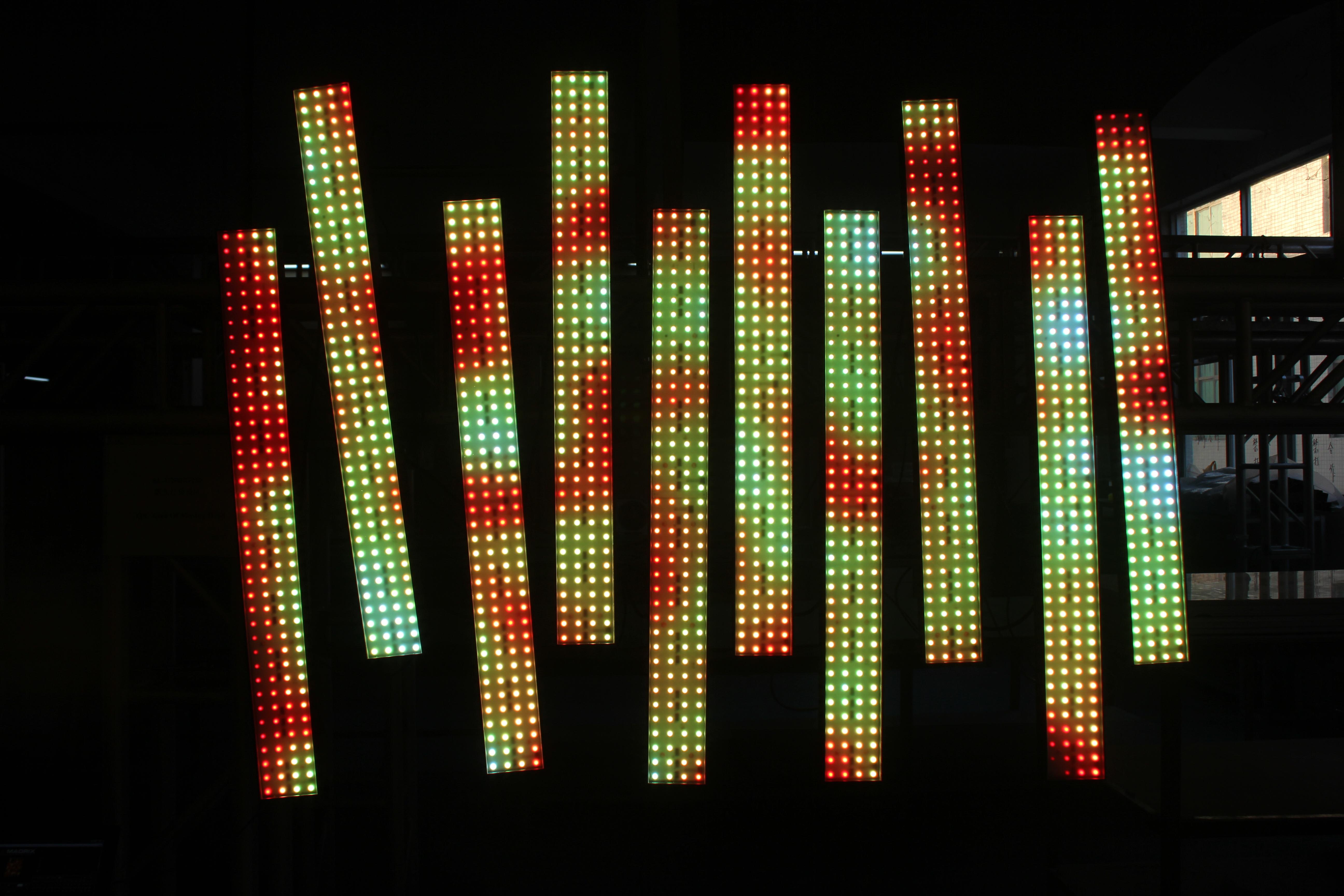 Großhandel 1m dmx RGB führte Bühnenstablicht / Stadiumslicht / LED-Streifenlicht
