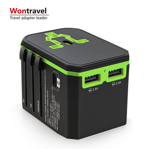 Hot Selling Products 18W 33W PD quick charger universal Travel adaptor Built-in Safety Shutters usb charger with CE ROHS FCC