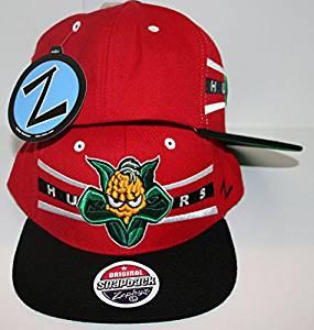 2793d5b5cb7c3b Get Quotations · Nebraska Cornhuskers Red Black Front Runner Snapback Hat