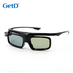 DLP link 3d shutter active glasses for SONY EPSON BENQ projector