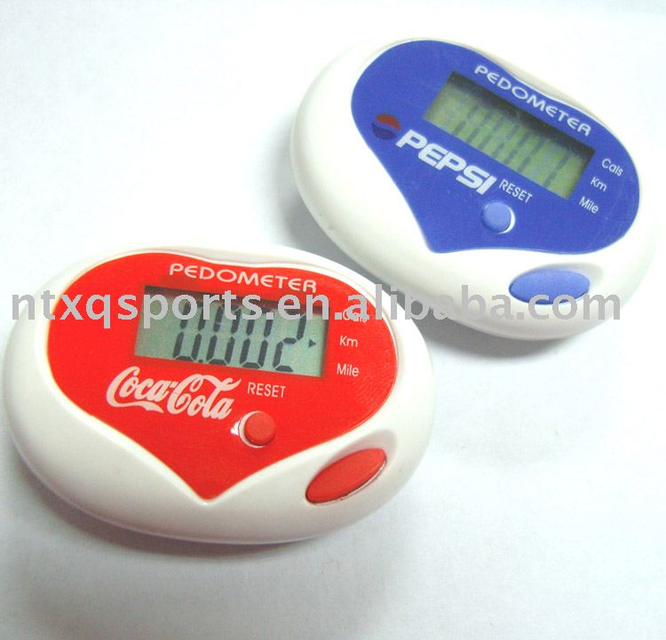 Chinese suppliers sell newly designed multi-function digital pedometer