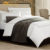 Customized Luxury Cotton Bedding Sets 4 Pieces Duvet Cover/Couple Pillow Cases/Bedsheet