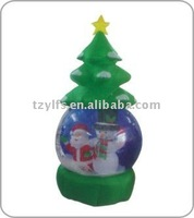 christmas inflatable holiday decoration