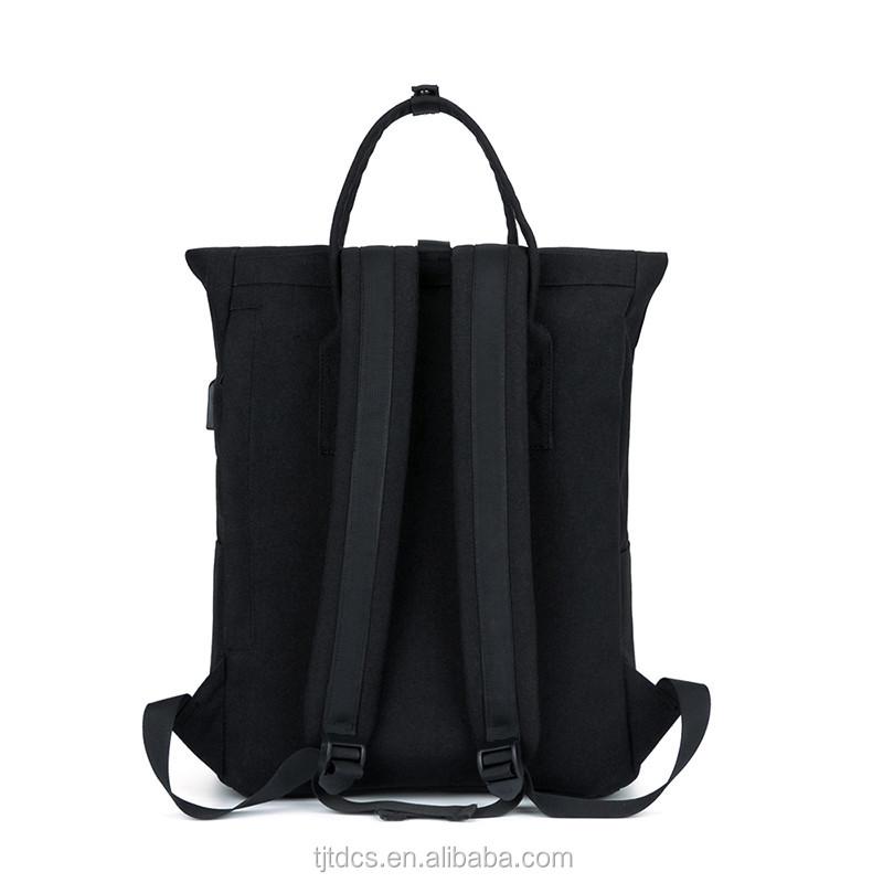 53d7d0e1c85b2 جودة عالية ملونة للماء كيس قماش ظهره مع شعار مخصصة-حقائب الظهر -معرف ...
