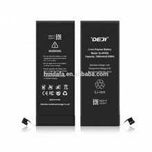 DEJI 100% original 1560mah quality battery for phone 5S